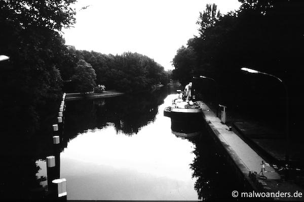 Landwehrkanal im Tiergarten