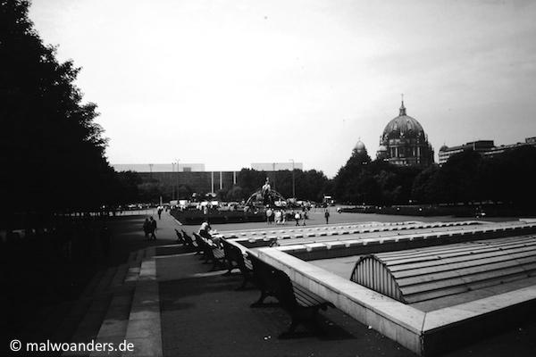 Palast de Republik und Dom