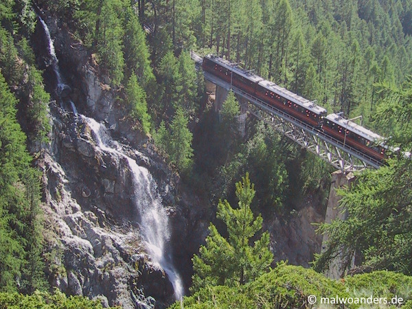 Die Gornergrat-Bahn