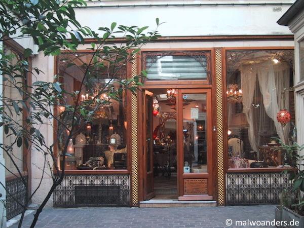 Einkaufen in Paris