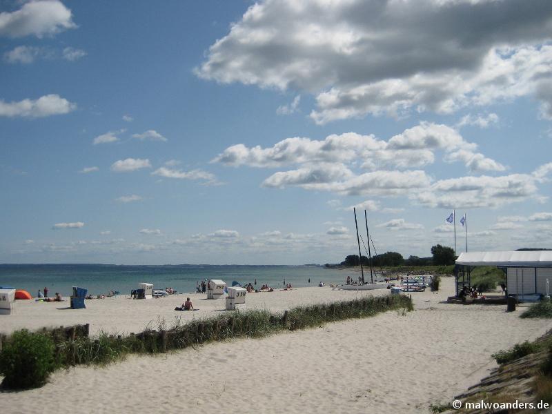 Strand bei Damp