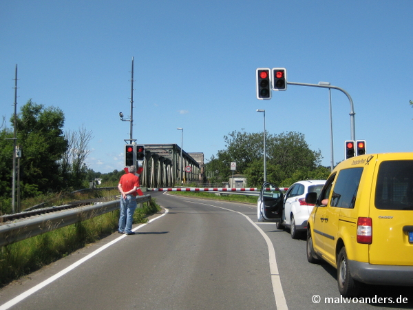 An der Lindaunisbrücke