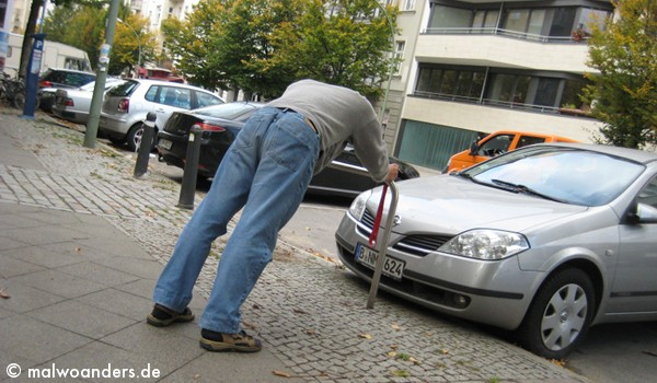 Straßengymnastik
