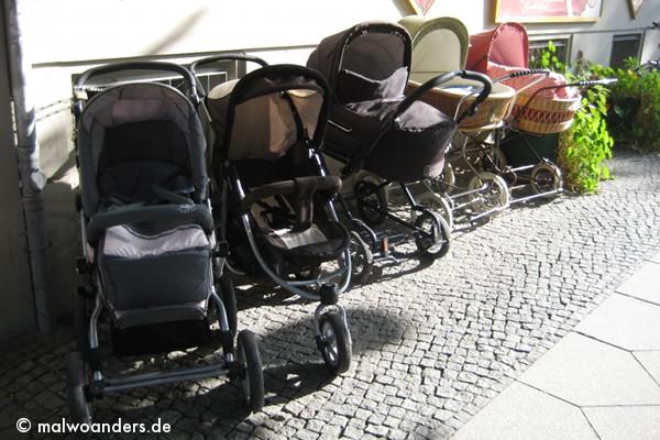 Kinderwagengebrauchthandel