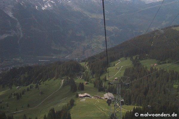 Von Grindelwald BGF zum First