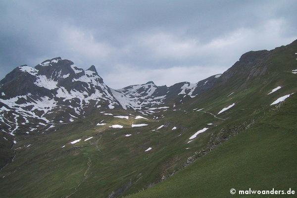 Aufstieg zum Faulhorn