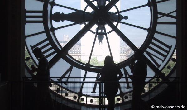 Die Zeit läuft uns davon