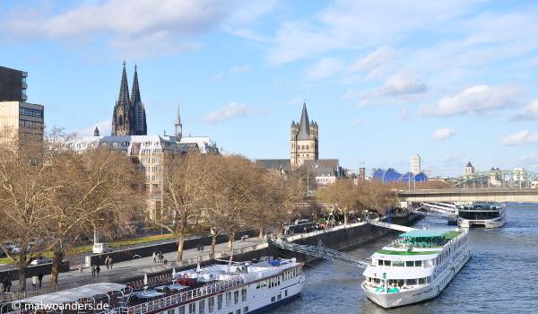 Rheinufer Altstadt