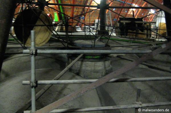 Kuppelgewölbe von oben