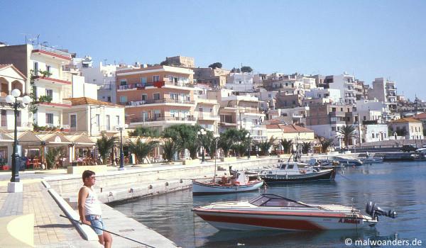 Hafen Sitia