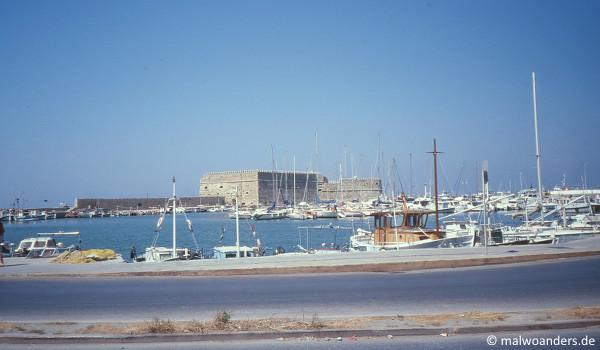 Hafen Iraklion