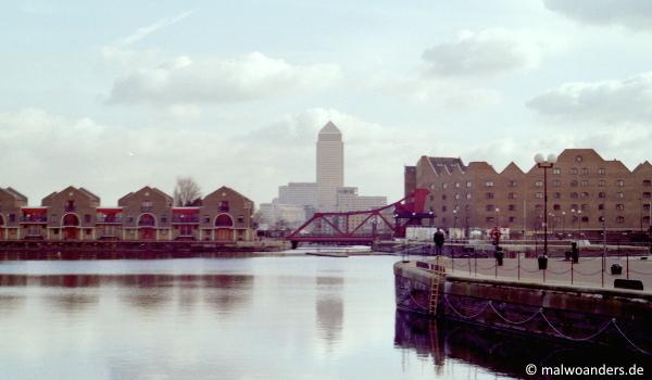 St. Katherines Dock