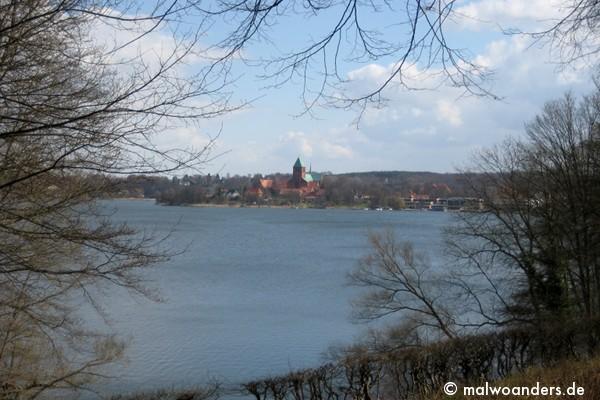 Ratzeburger See und Dominsel