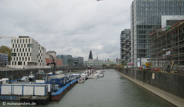 Hafenbecken
