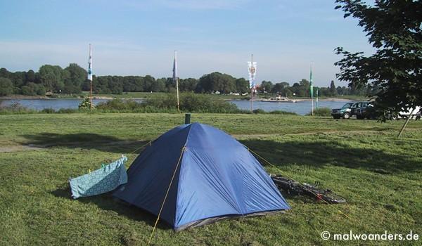Campingplatz in Langst-Kierst