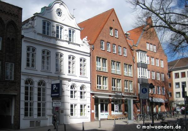 Buddenbrookhaus mit Thomas Mann Zentrum