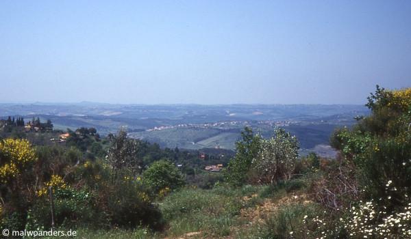 Chianti-Gebiet