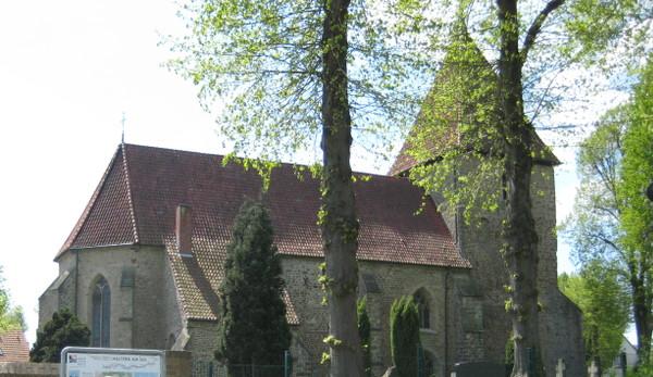 St. Maria Magdalena Kirche, Flaesheim
