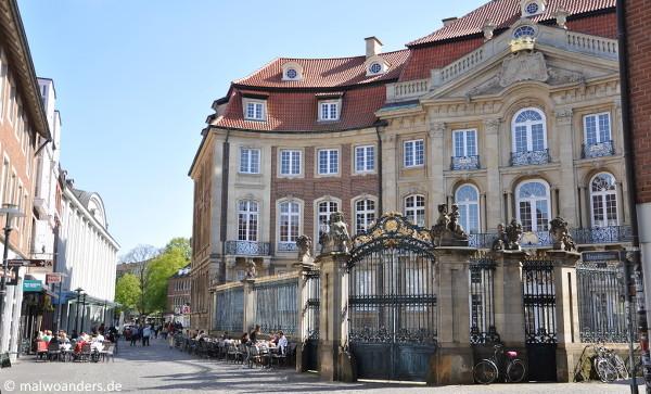 Erbdrostenhof und Stadtmuseum