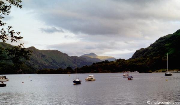 Loch Lomond bei Ardlui