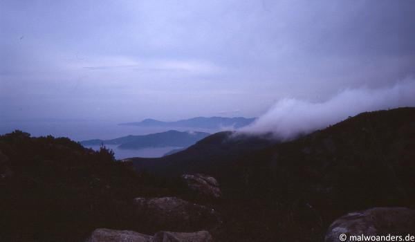 Aussicht vom Monte Capanne