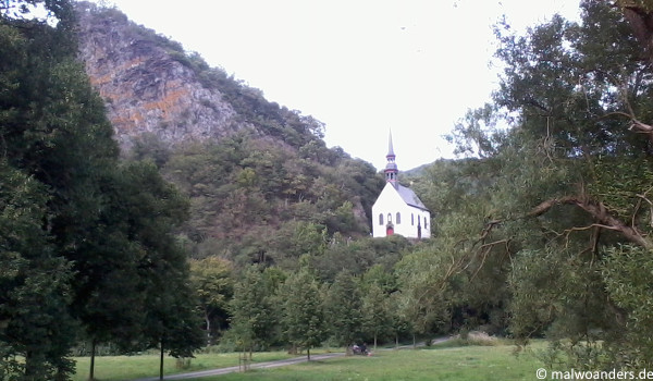 Kapelle bei Pützfeld an der Ahr