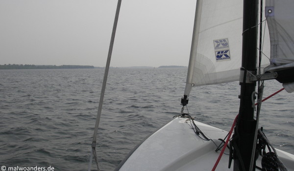 Segeln auf dem Veersemeer