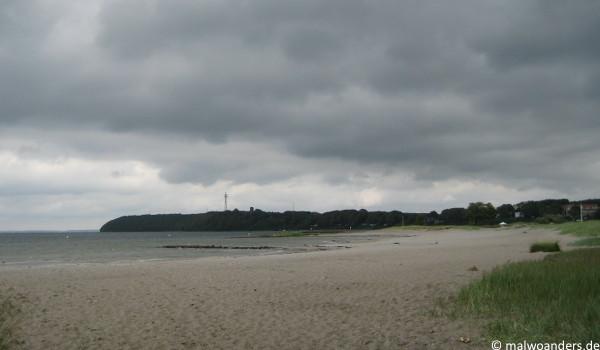 Strand bei Solitüde
