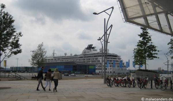 Kreuzfahrtterminal