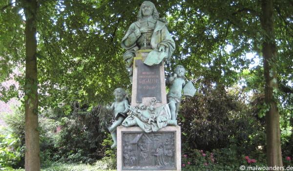 Denkmal von Fürstbischof von Gahlen