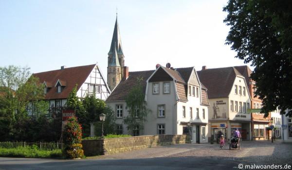 Ortseingang Warendorf