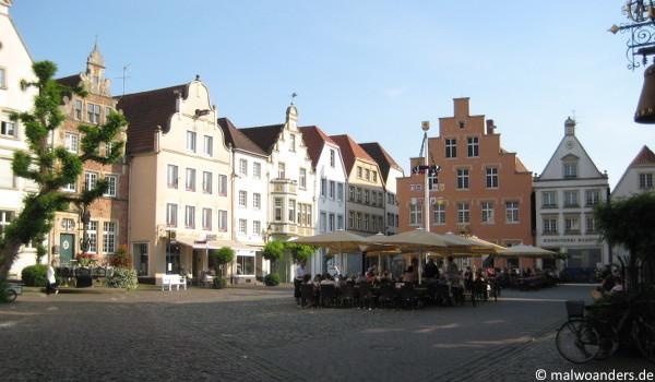 Marktplatz Warendorf